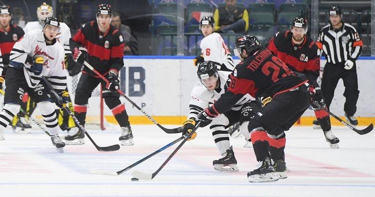 khl hockey fight