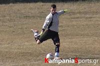 Αγιος Αθανάσιος ΠΑΟΚ Κυμ.Μαλγάρων 0-2