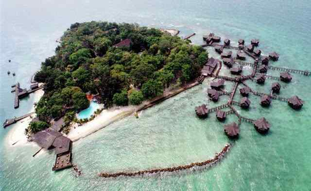 Kepulauan Seribu Terlihat Sangat Menarik