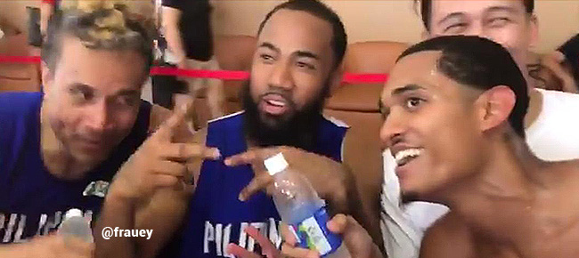 Gilastopainters' FUNNY Interview (VIDEO) August 26