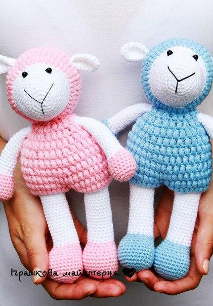 Amigurumi Sheep Doll : Amigurumi Sheep-Free Pattern - Amigurumi Free Patterns