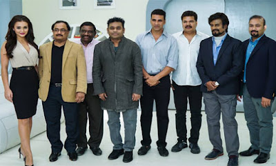 ROBOT 2 Star Cast & Director