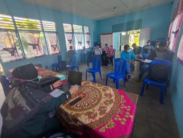 BPJS Kesehatan Cabang Pematangsiantar Sosialisasikan Aplikasi Edabu KP Desa kepada Perangkat Desa