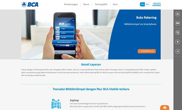 Penyebab BCA Mobile KlikBCA Tidak Bisa Dibuka di HP Lawas