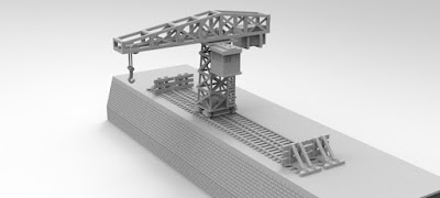 £2000 STRETCH GOAL DOCK CRANE picture 1