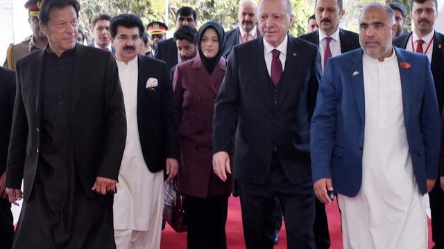 Τουρκία και Πακιστάν: Μια ξεχωριστή σχέση;