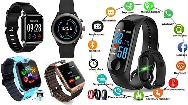 Top 10 Best SmartWatch Buy Online 2020 | Best Smartwatch Available in India