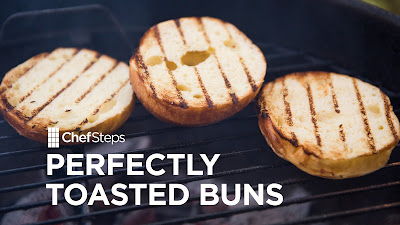 How to Get Perfectly Toasted Buns
