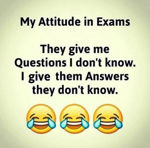 Good Exams Quotes Exams Over Funny Quotes
