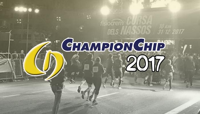 Resultados finales Lliga Championchip 2017