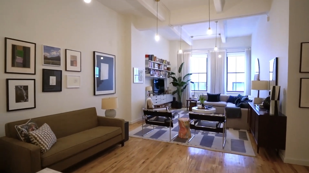 16 Photos vs. 28 Old Fulton St #4D, Brooklyn, NY Interior Design Luxury Condo Tour
