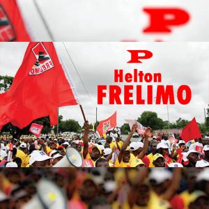 P Helton - Frelimo (Prod. by Sslowly &  Mouzybeatz)