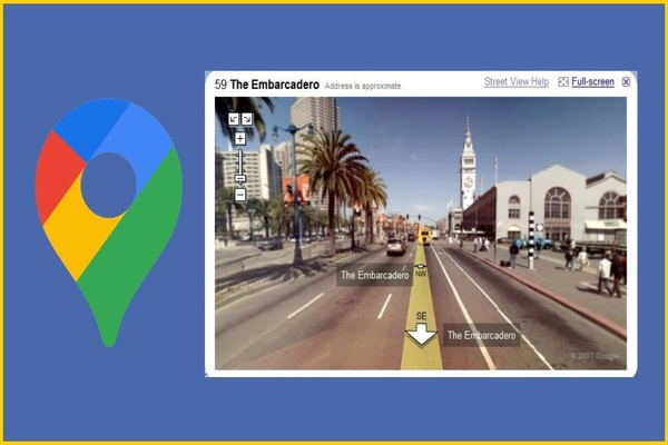 أداة جديدة مدمجة في Google Maps لتجول مدن العالم دون مغادرة منزلك عن طريق المشي الافتراضي