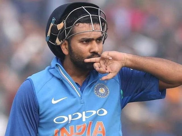 Injured Rohit left out of India's squad for Australia tour