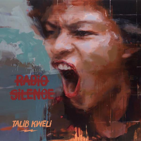 Talib Kweli - Traveling Light (feat. Anderson .Paak) - Single Cover