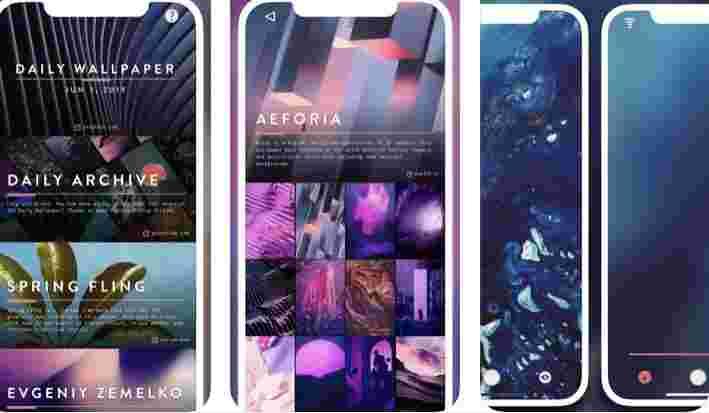 Aplikasi Wallpaper IPhone Terbaik, Varian Gambar