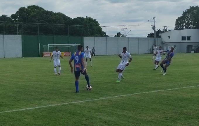 Nova Mutum goleia Poconé e completa dezesseis jogos sem derrota