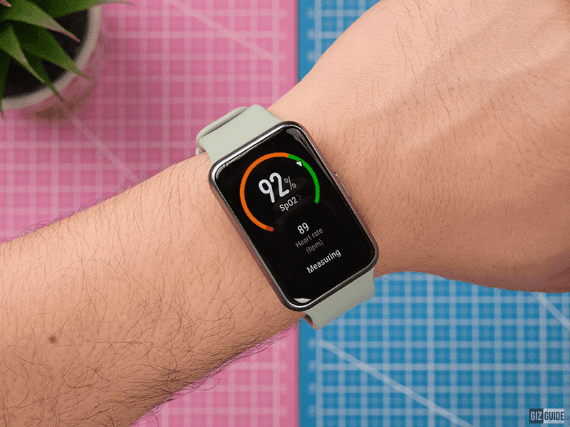 5 best features of the Huawei Watch Fit