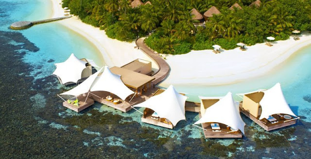W Maldives, AWAY® SPA, Ansicht