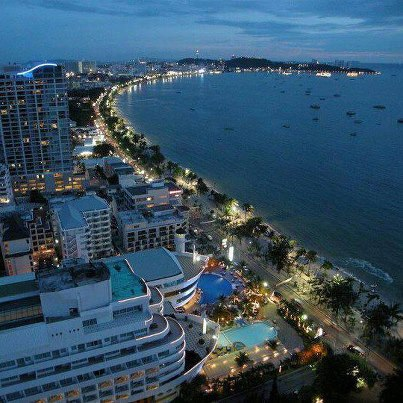 Great View Pattaya Beach