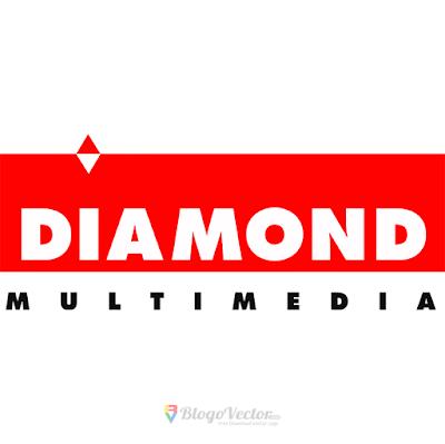 Diamond Multimedia Logo Vector