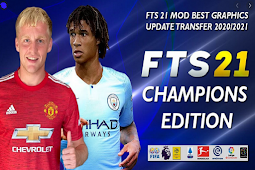 Download FTS 21 Mod Champions Best Graphics 2020/2021 HD