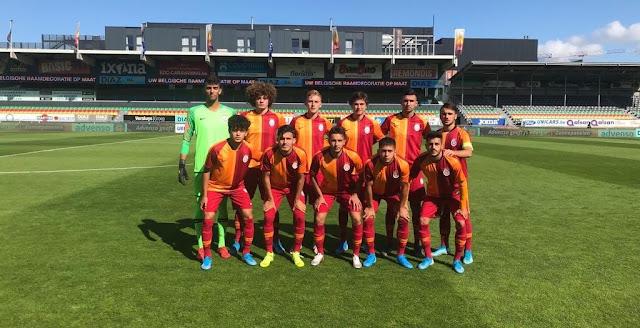 UEFA Gençlik Ligi | Club Brugge'a mağlup olduk...
