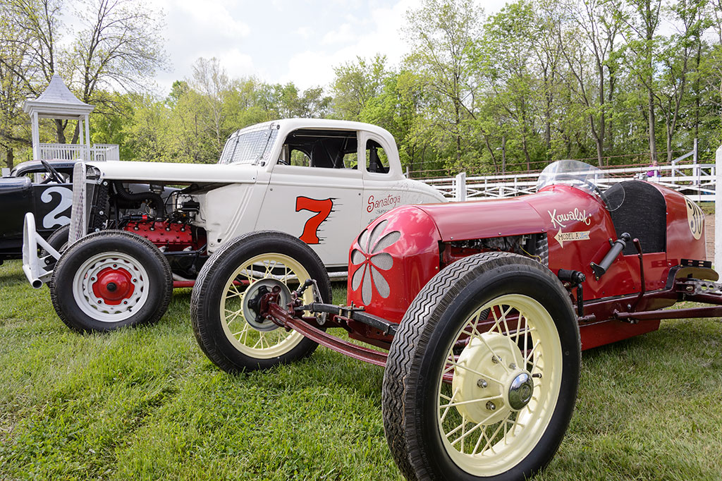 Bubba's Garage: Photos from the Checkered Flag Jalopy Showdown