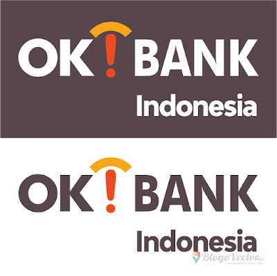 Bank Oke Indonesia Logo Vector