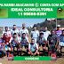 Copa Nambi: Resultados da 3ª semana da 1ª fase e classificação