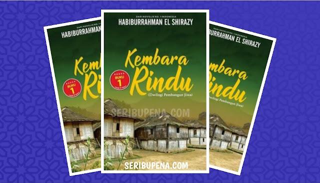 Novel Kembara Rindu