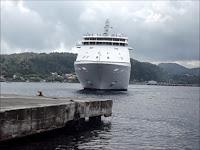 Kunjungan Kapal Pesiar Ke Sabang Sedang Dipompa Pemerintah