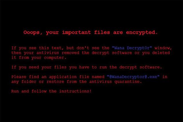 5 Langkah Menghindari Serangan Virus Ransomware Wanna Cry