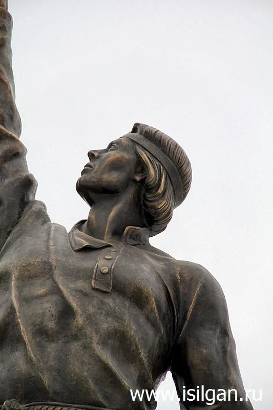 Скульптура в Златоусте