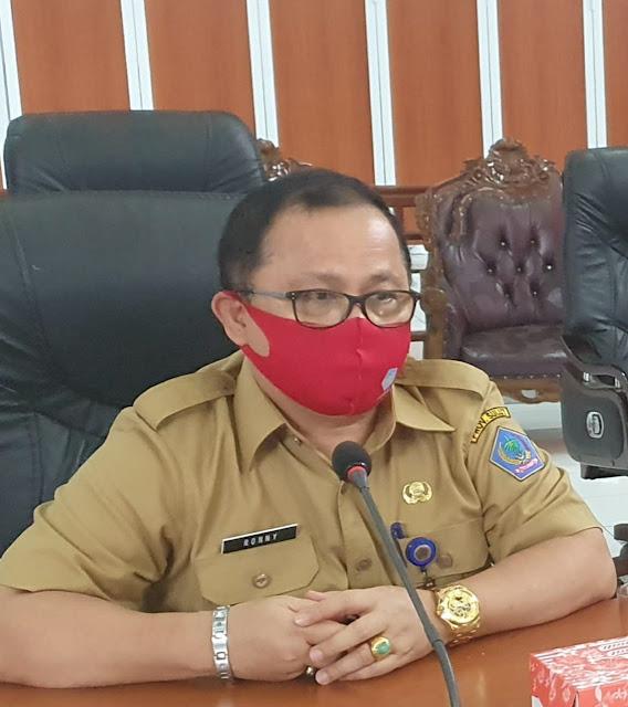 Ronny Geruh:Dua Komisi DPRD Sulut Laksanakan Kunjungan Kerja