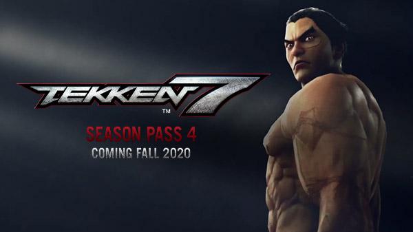 Tekken 7 season 4 release date