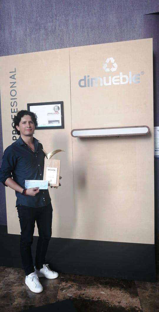 Egresado de la UAG gana concurso Dimueble 2020