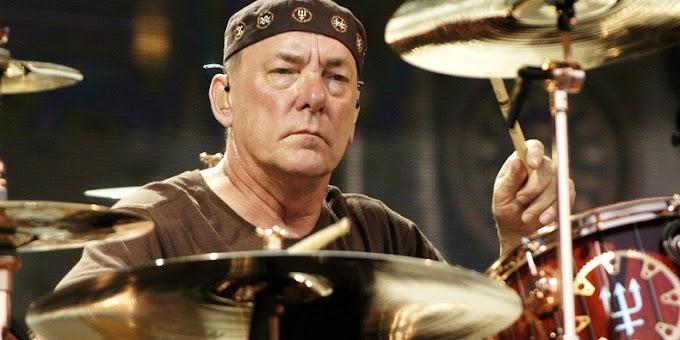 El mundo del rock rinde tributo a Neil Peart