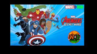 Avengers Assemble Secret Wars (Season 4) Hindi/English Episodes [720p]