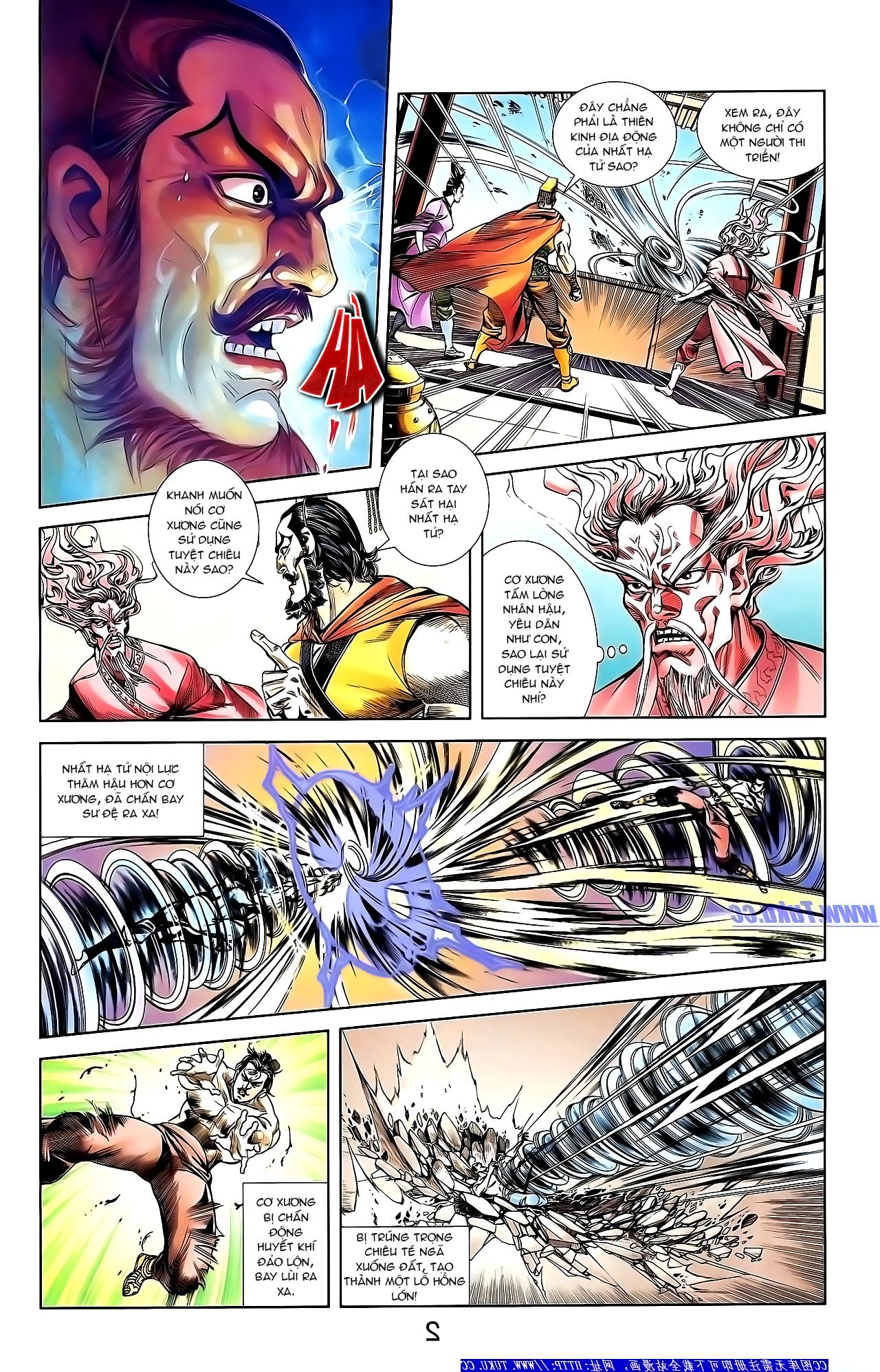 Cơ Phát Khai Chu Bản chapter 152 trang 7