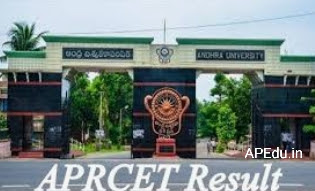RESULTS - APRCET 2019 - ANDHRA PRADESH RESEARCH COMMON ENTRANCE TEST