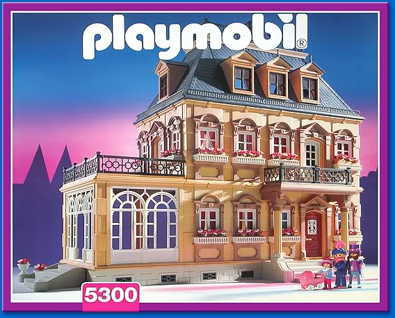 Diy ma maison playmobil 1 for Maison traditionnelle 5301