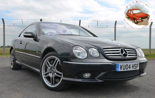 world of classic cars mercedes benz cl 65 amg 2004 world of classic cars. Black Bedroom Furniture Sets. Home Design Ideas
