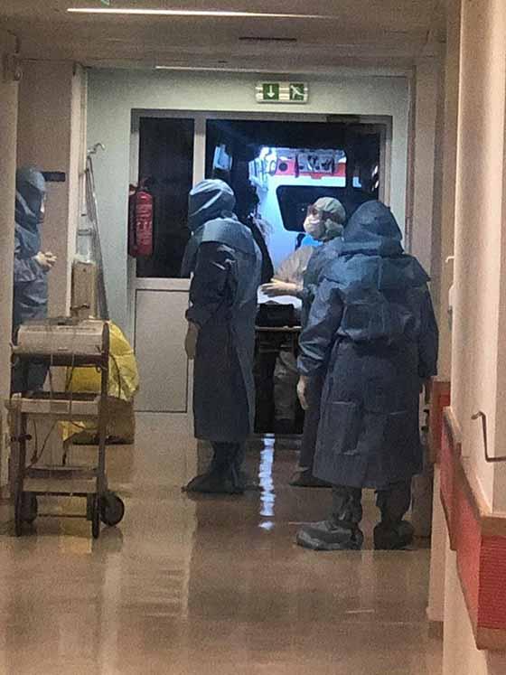 Ξάνθη: 1.494 ύποπτα κρούσματα κορονοϊού στο Νοσοκομείο από τον Φεβρουάριο