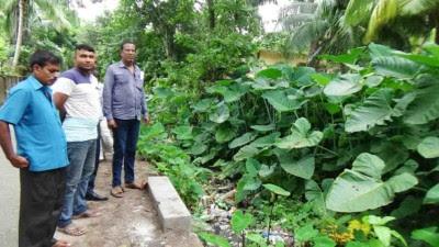 রাজবাড়ী সদর হাসপাতালের অভ্যন্তরে নোংরা পরিবেশ : কর্তৃপক্ষ নীরব