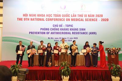 """Việt Nam đứng trước nguy cơ """"toàn kháng kháng sinh, đa kháng kháng sinh"""""""