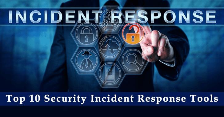 Incident Response Tools