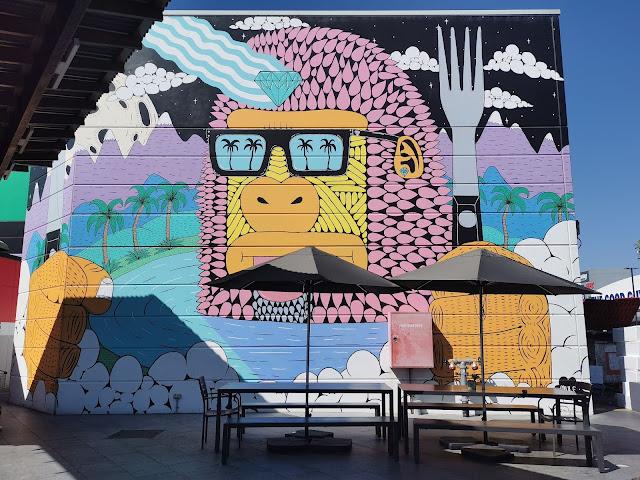 Wetherill Park Street Art   Mulga