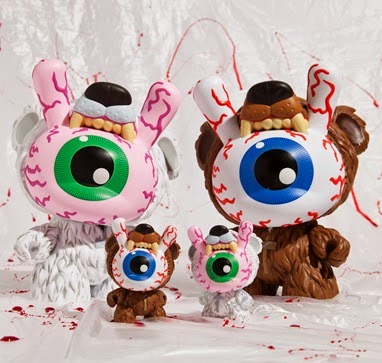 "Bad News 8"" & 3"" Dunnys by Mishka – Kodiak & Polar Editions"