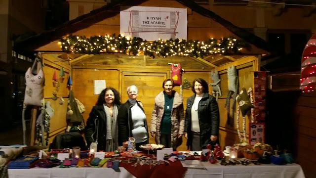 Κέρδισε τις εντυπώσεις το bazaar της Πύλης Πολιτισμού στο Ναύπλιο